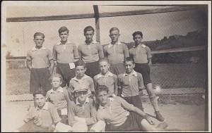 1 Fußball 1.Mannschaft 1930