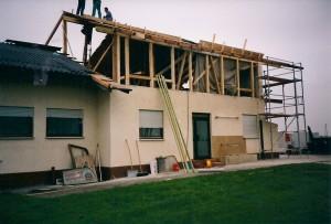 22 Bau Aufstockung1993-94
