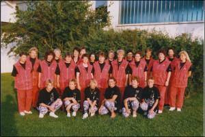 6 Turnen Frauengym. 1983
