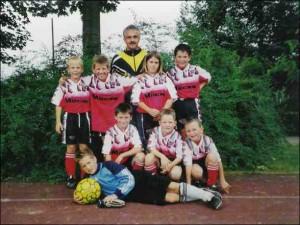 F-Jugend Meister 2000