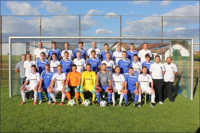 Mannschaft Saison 2015/2016