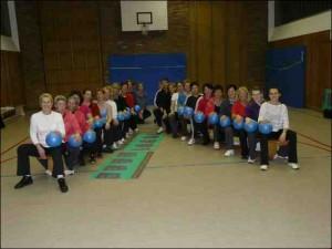 Montags-Gymnastik-Gruppe8