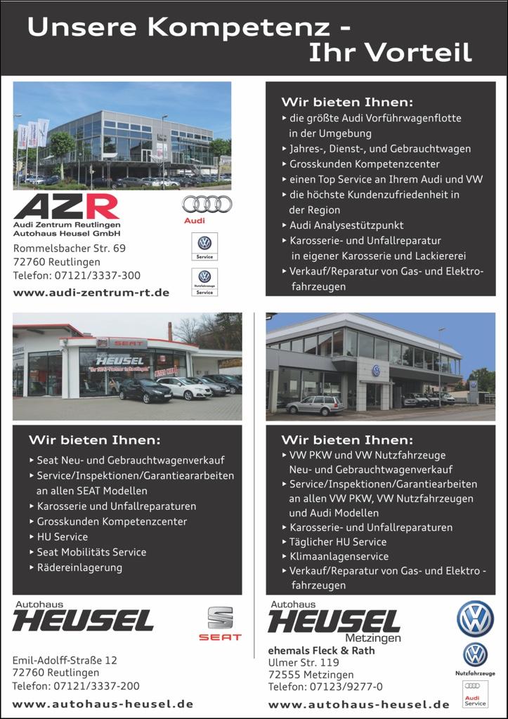 Heusel Autohaus