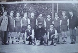 7 Fußball Meister 1960