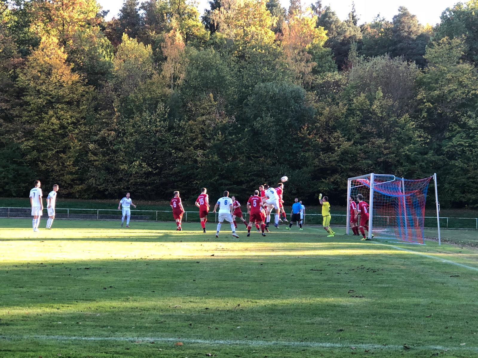 SV Ohmenhausen – SV Gniebel 1 : 1