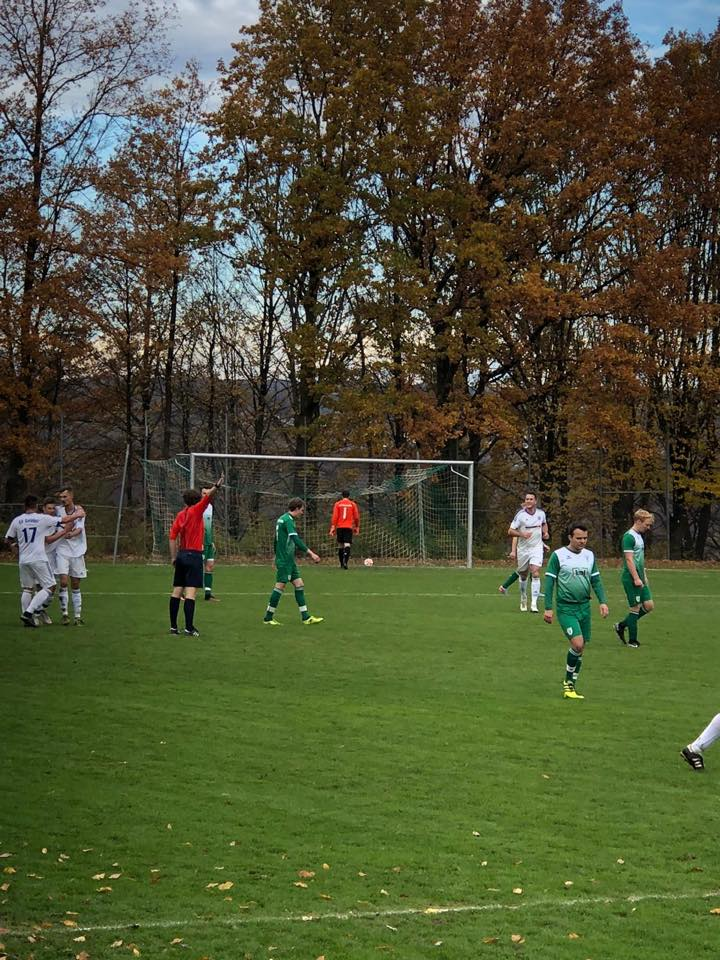 TSV Sickenhausen II – SV Gniebel 3:2